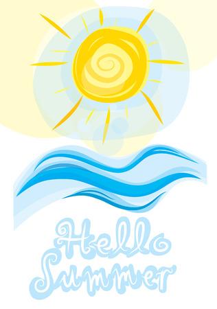 Sun, Sea and Hello Summer