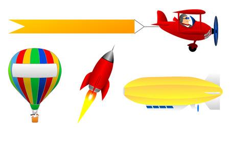objects: Flying Objects