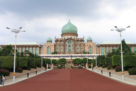 Perdana Putra is the official administration office of the Malaysian government