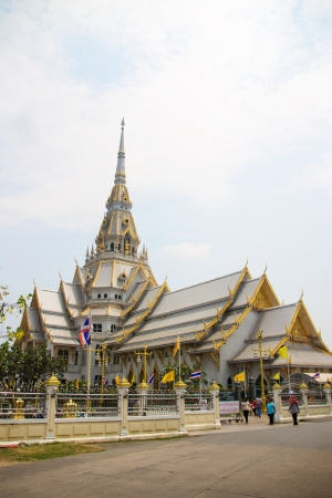 Wat Sothon, Chachoengsao, Thailand