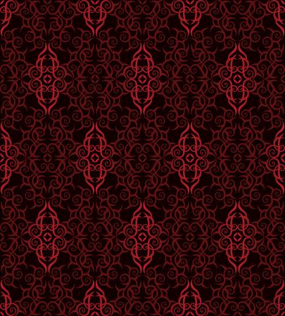 seamless lace Reklamní fotografie - 76484900