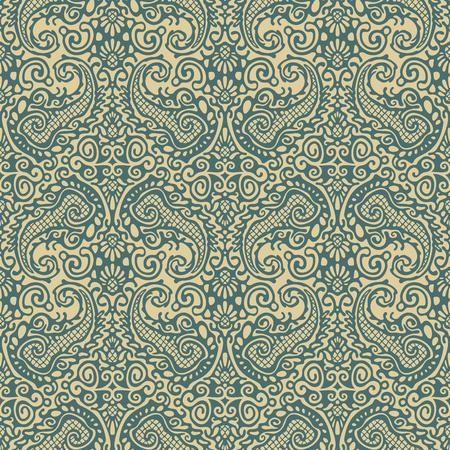lace seamless pattern Reklamní fotografie - 76484916