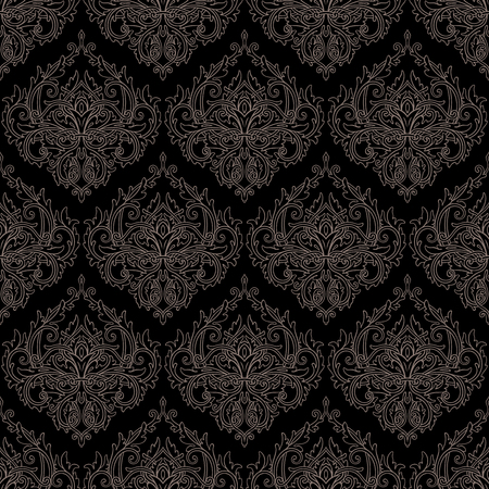 seamless lace pattern Ilustrace