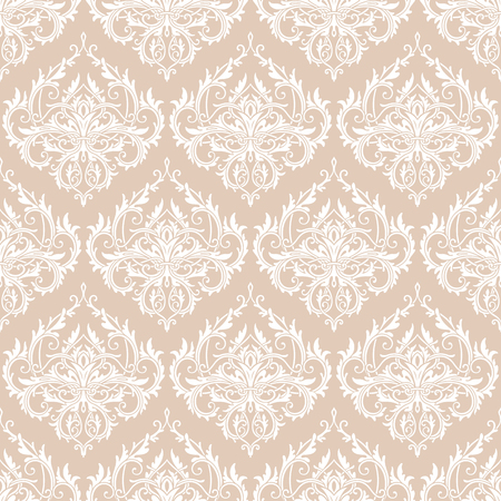 Pink and white seamless lace pattern Reklamní fotografie - 76396773