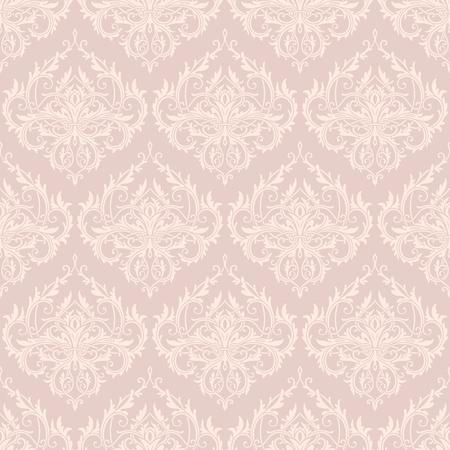 Pink seamless lace pattern Reklamní fotografie - 76396736