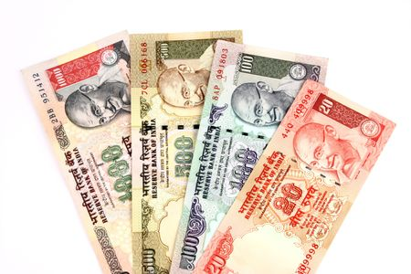 indian money: india money Stock Photo