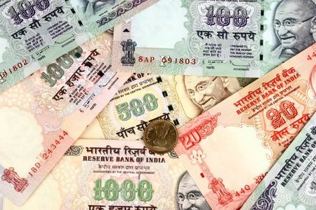 india money photo