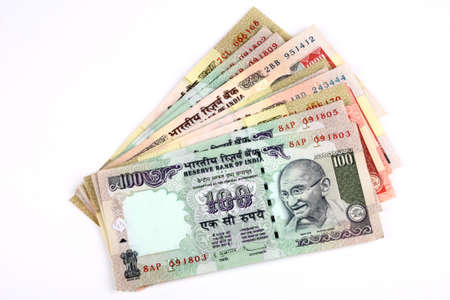 india money Stock Photo - 7582773