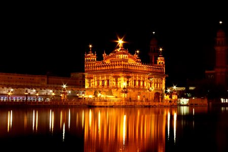 gurudwara: Golden Temple, Amritsar, Punjab, India