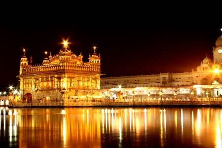 Golden Temple, Amritsar, Punjab, India photo