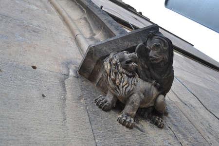 gargouille: Gargouille � Prague