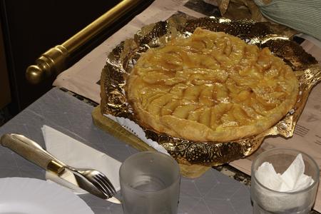 homemade apple pie 写真素材 - 114852654