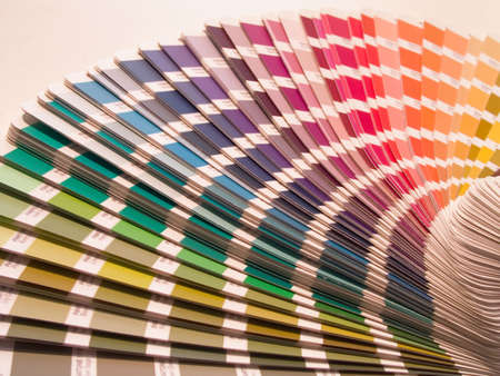 color swatches Stock Photo - 886587