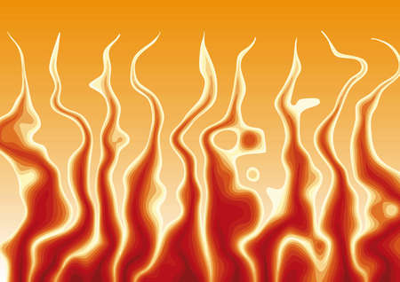 burning flames, fire texture