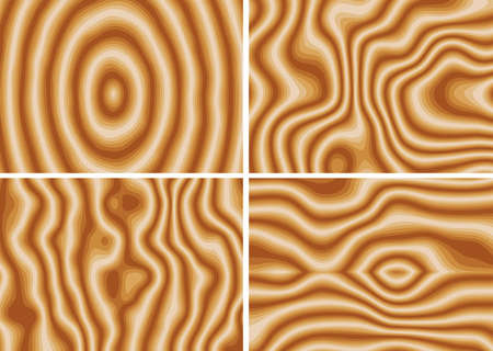 wood pattern, vector texture