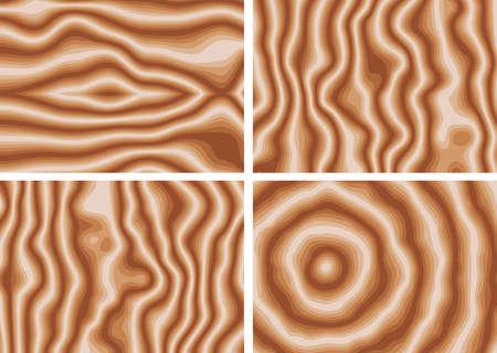wood pattern, vector texture