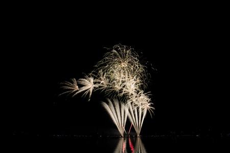 Fireworks in Aalsmeer
