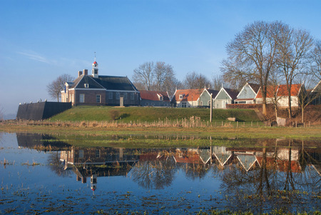 world heritage site: The former island of Schokland was the first UNESCO World Heritage Site in the Netherlands