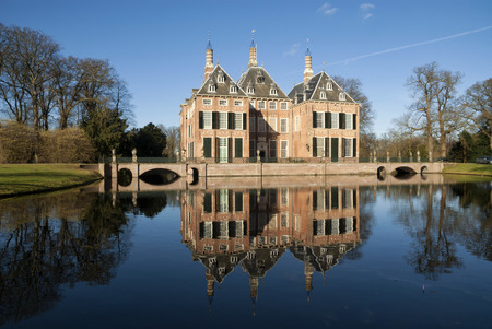 stately home: Castle Duivenvoorde is a stately home near Voorschoten in the Dutch province South Holland