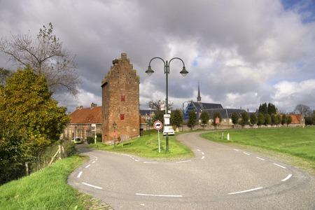 The prisoners tower in Megen Standard-Bild