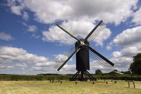 Standerd mill Ter Haar 版權商用圖片