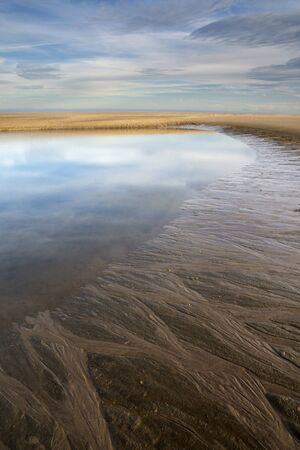 The Maasvlakte beach
