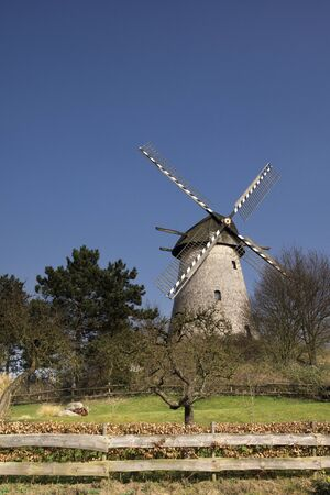 The Anholter windmill