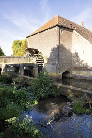 The Grathemer watermill