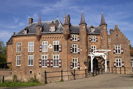 Maurick castle near Vught