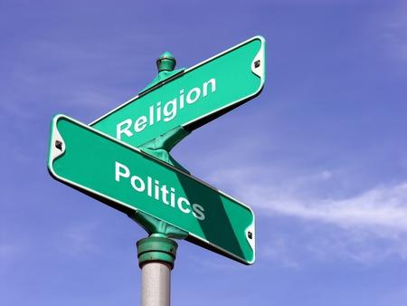 Religion intersects Politics