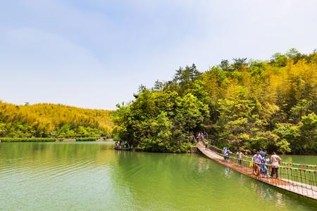 Bamboo Sea Scenic Spot, Yixing