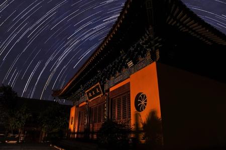 xing: Xinghua Temple main hall Editorial