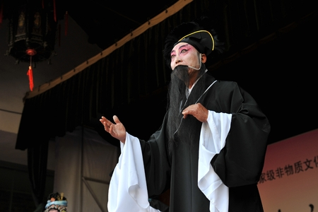 niños actuando: En una ópera