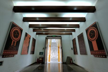 raider: Tomb of the Han dynasty at Guishan of Xuzhou