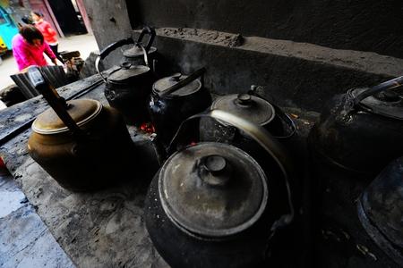 teahouse: Linhuan teahouse