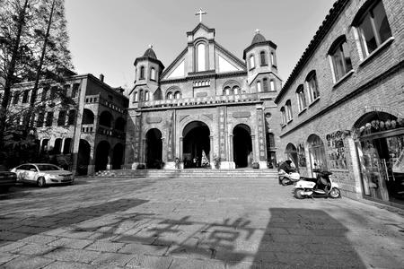 sacre coeur: Cath�drale du Sacr�-C?ur de Xuzhou catholique