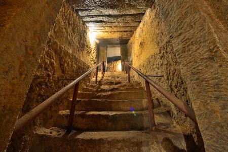 liu: North Mountain tomb Editorial