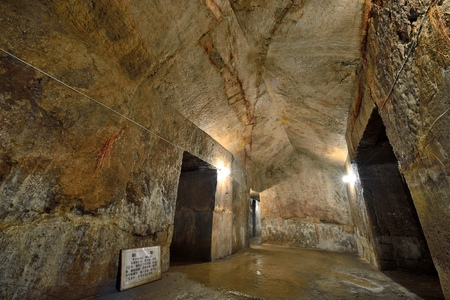 tomb: North Mountain tomb Editorial