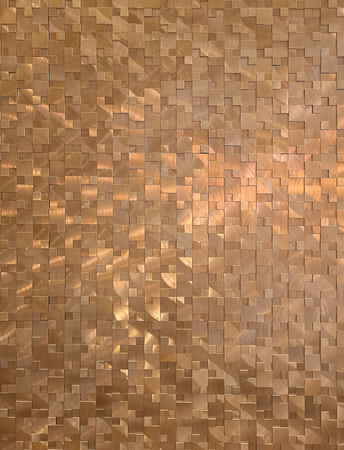 stainless steel wall pattern texture in pink gold color 版權商用圖片
