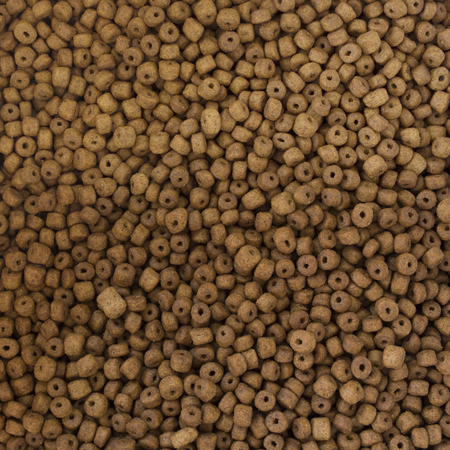 close up of dried dog food background, texture 版權商用圖片
