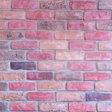 Red brick wall modern style for interior room.