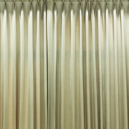 luxury curtain green color background.