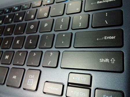 Notebook keyboard 2