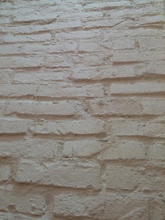 White brick pattern 2 Stock Photo