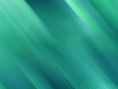 Abstract turquoise background gradient in transverse motion.