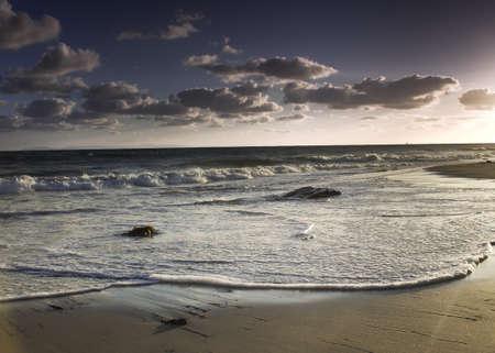 west coast beach and surf
