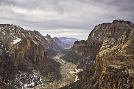 Angel s Landing - Zion National Park, Utah