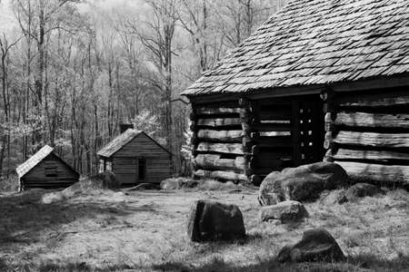 Old North Carolina Settlement