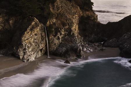 Mc Way Falls - Big Sur, CA