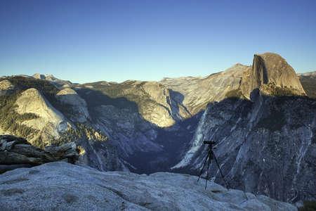 Glacier Point - Yosemite National Park, CA Stock Photo - 13780016